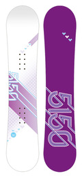 5150 Mini Empress 2009/2010 snowboard