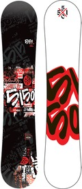5150 Shooter 2010/2011 snowboard