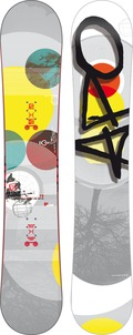 Apo BC Powder Rocker 2010/2011 snowboard