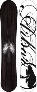 Snowboard Arbor Abacus 2010/2011 snowboard