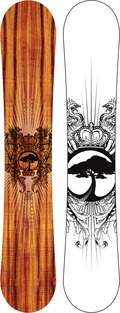 Arbor Element CX 2010/2011 snowboard