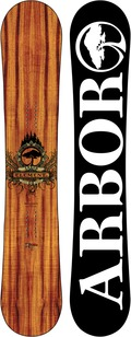 Arbor Element RX 2011/2012 snowboard