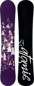 Atomic Plug In Quick Lady 2010/2011 snowboard
