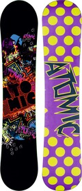 Atomic Pivot Jr. 2011/2012 snowboard