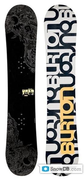 Burton Snowboards 2007 2008 Snowboard And Ski Catalog SnowDB