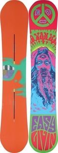 snowboard burton easy livin 2009 2010 snowboard and ski catalog. Black Bedroom Furniture Sets. Home Design Ideas