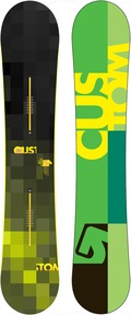 Burton Custom Flying V Squeezebox Early Release 2011/2012 snowboard