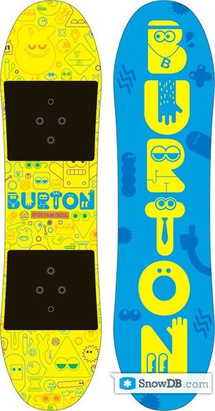 4b64e48064b0 Snowboard Burton After School Special 2011 2012    Snowboard and ski ...