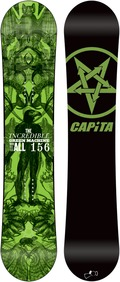 Capita Green Machine FK 2011/2012 156 snowboard