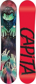 Capita Micro-Scope FK 2011/2012 snowboard