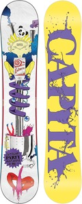 Capita Stairmaster Extreme 2011/2012 152 snowboard