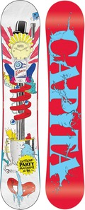Capita Stairmaster Extreme 2011/2012 156 snowboard