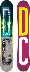 DC Ply Womens 2011/2012 153.25 snowboard