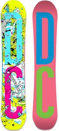 DC Ply 2011/2012 snowboard