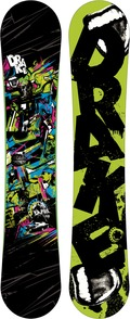 Drake Empire 2011/2012 snowboard