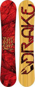 Drake Green Battle 2011/2012 snowboard