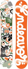 Endeavor Shorty 2011/2012 snowboard