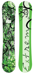 Extrem Pleasure 2008/2009 snowboard
