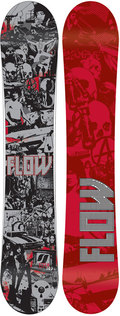 Flow Era 2007/2008 snowboard