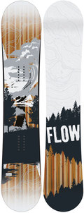Flow Solitude 2007/2008 snowboard