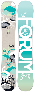 Forum Craft 2007/2008 155 snowboard