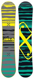 Forum Manual 2008/2009 150 snowboard
