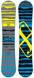 Forum Manual 2008/2009 156 snowboard