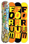 Forum Youngblood 2009/2010 snowboard