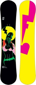 Forum Spinster 2010/2011 snowboard
