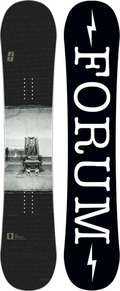 Forum Destroyer DoubleDog 2011/2012 snowboard