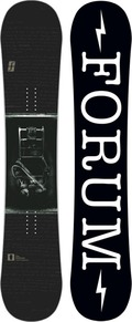 Forum Destroyer DoubleDog Wide 2011/2012 snowboard