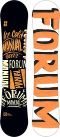 Forum Manual 2011/2012 snowboard