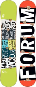 Forum Recon 2011/2012 snowboard