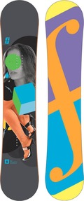 Forum Youngblood DoubleDog 2011/2012 152 snowboard