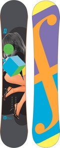 Forum Youngblood DoubleDog 2011/2012 156 snowboard