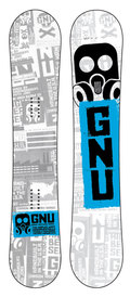 GNU Carbon High Beam 2008/2009 snowboard