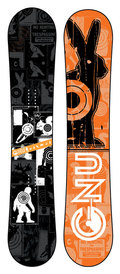 GNU Riders Choice BTX 2008/2009 snowboard