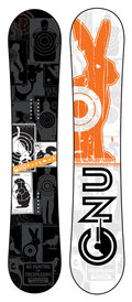 GNU Riders Choice MTX 2008/2009 snowboard