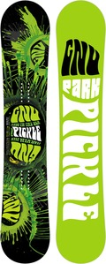 GNU Park Pickle 2010/2011 snowboard