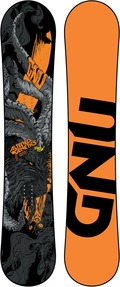 GNU Altered Genetics 2011/2012 snowboard