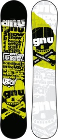 GNU Carbon Credit Series 2011/2012 snowboard