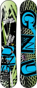 GNU Impossible Series 2011/2012 snowboard