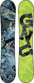 Snowboard GNU Riders Choice Pickle 2011/2012 snowboard