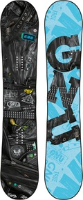 GNU Riders Choice 2011/2012 snowboard