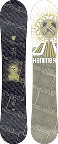 Hammer Sequence 2009/2010 snowboard