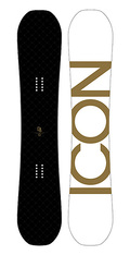 Icon DS 2007/2008 snowboard
