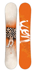 Icon Signature 2007/2008 snowboard