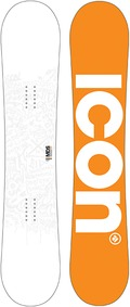 Icon MDS 2010/2011 snowboard