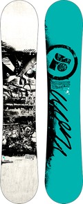 Icon Movement RC 2010/2011 snowboard