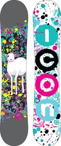 Icon Prodigy RC 2010/2011 snowboard